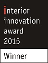 Interior Innovation Award Winner 2015